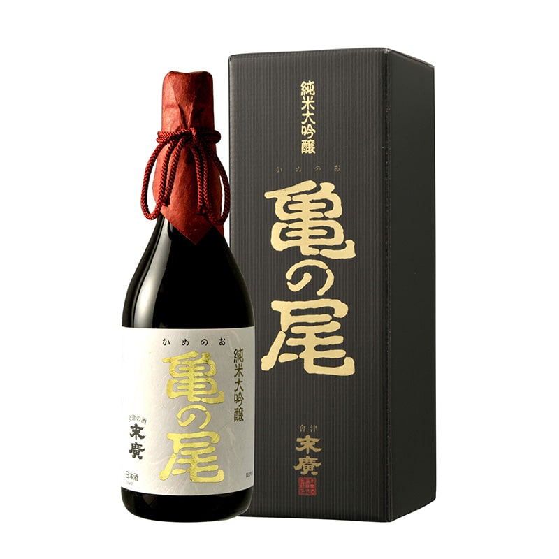 末廣酒造 純米大吟醸 亀の尾
