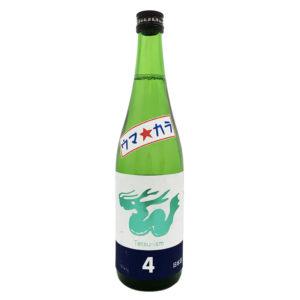 純米吟醸 辰ラベル No.4 ウマカラ 720ml