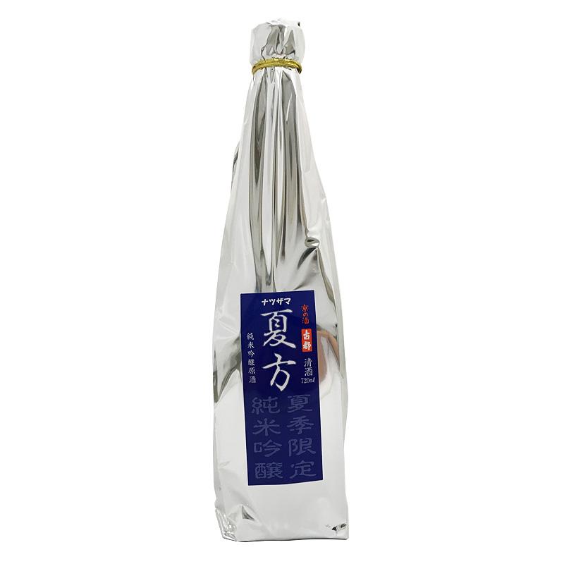 佐々木酒造 夏方 純米吟醸 原酒 720ml(京都府)