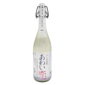 稲葉酒造 男女川 純米吟醸 本生 あわい恋 720ml