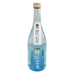 豊永酒造 超にごり麦汁 720ml