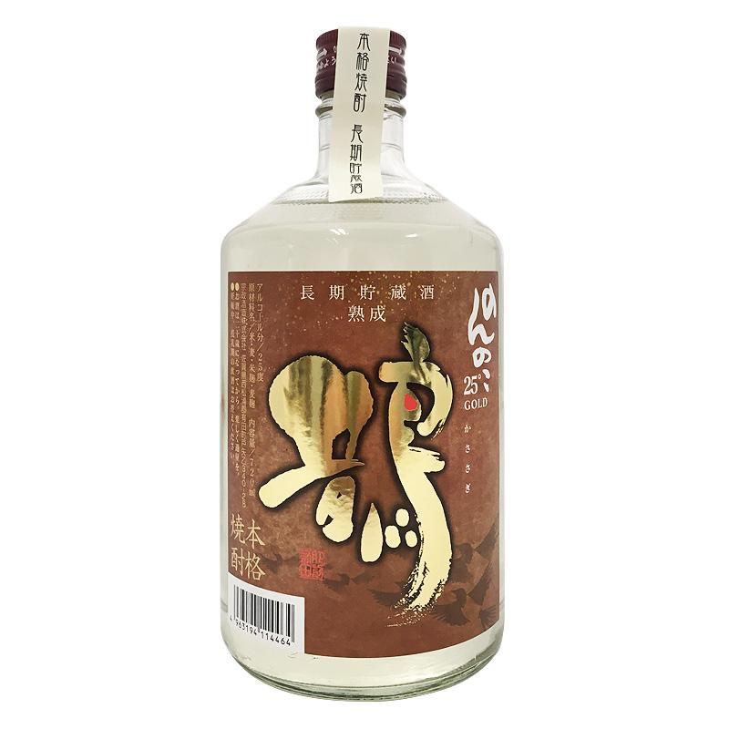 宗政酒造 長期貯蔵酒 鵲(かささぎ)720ml(佐賀県)