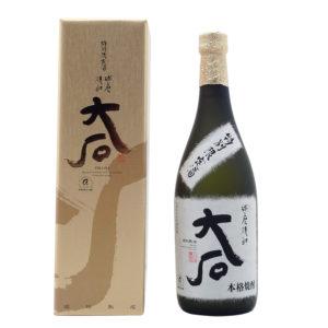 大石 25% 箱入り(特別限定酒 琥珀熟成)720ml