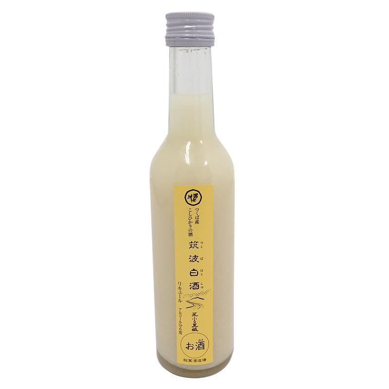稲葉酒造 筑波白酒 ゆず 300ml