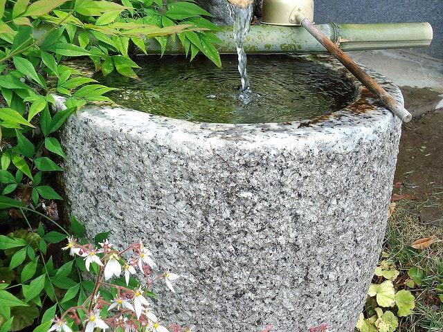 稲葉酒造 仕込み水
