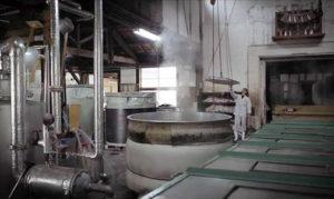金升酒造 作業風景