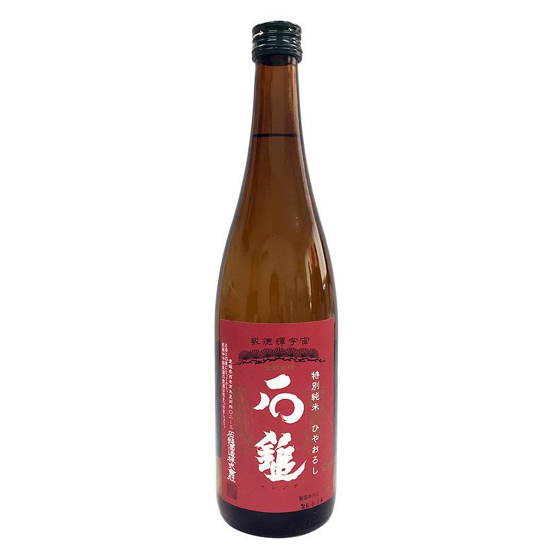 石鎚酒造 石鎚 特別純米 ひやおろし 720ml