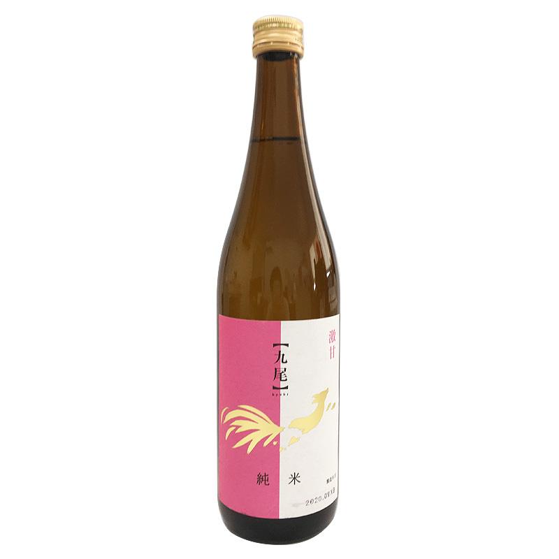 天鷹酒造 九尾 激甘 純米 720ml