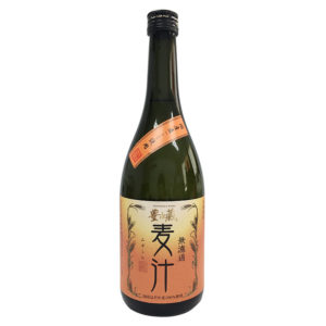 豊永酒造 麦汁(ムギシル)720ml