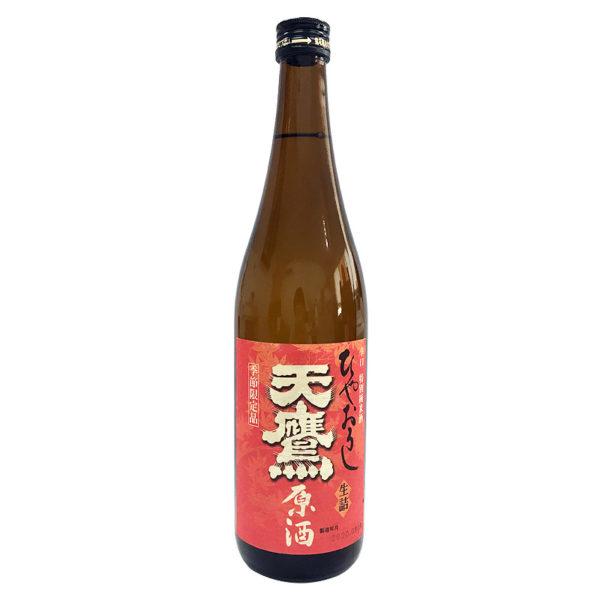 天鷹酒造 特別純米 原酒 ひやおろし 生 720ml