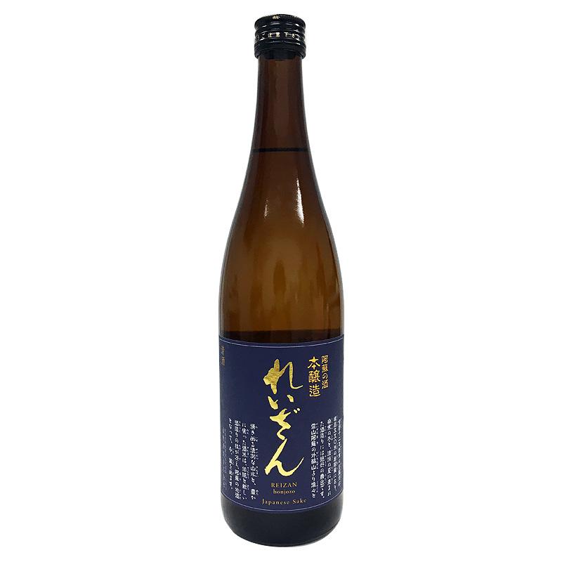 山村酒造 本醸造 れいざん 720ml(熊本県)