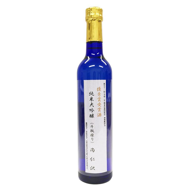 森戸酒造 純米大吟醸 斗瓶採り 16度 500ml(栃木県)