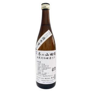 舞姫 翠露 純米大吟醸 冬の山田錦 磨39 720ml