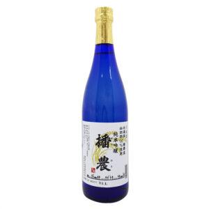 純米吟醸 播農 720ml(兵庫県)
