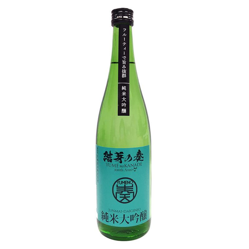 花春酒造 結芽の奏 純米大吟醸 720ml(福島県)