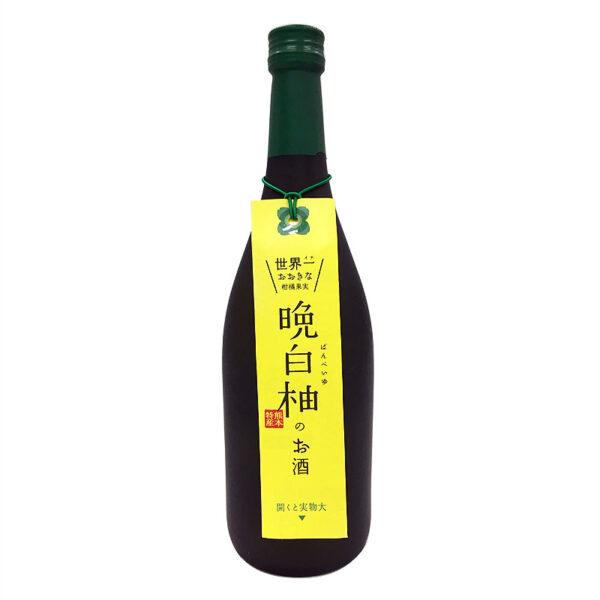 堤酒造 晩白柚のお酒 720ml