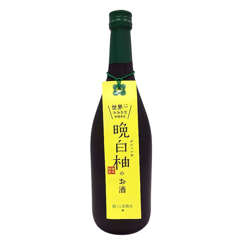 晩白柚のお酒 720ml