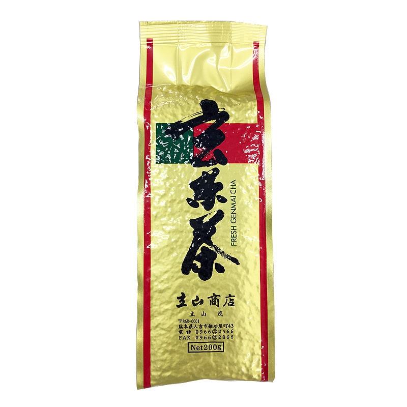 特撰 玄米茶 200g