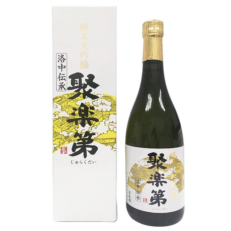 佐々木酒造 聚楽第 純米大吟醸 720ml(京都府)