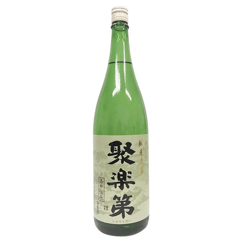 佐々木酒造 聚楽第 純米吟醸 1800ml(京都府)