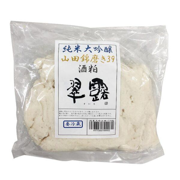 舞姫 翠露 酒粕(純米大吟醸山田錦)500g