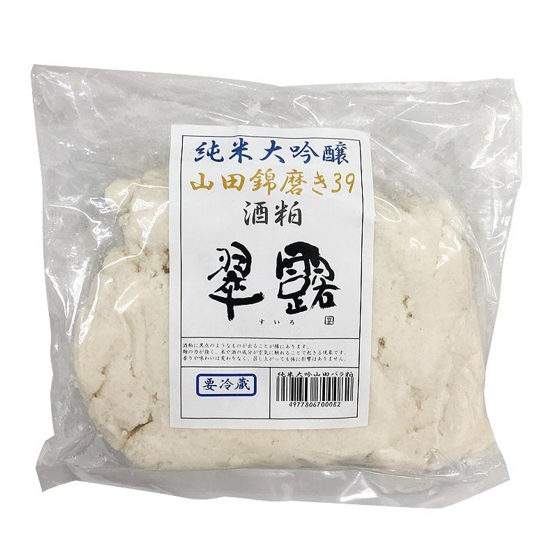 舞姫 翠露 酒粕(純米大吟醸山田錦)500g(長野県)
