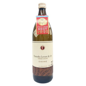 宗政酒造 本格焼酎 のんのこワイン酵母仕込 900ml