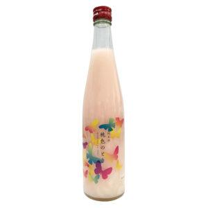 宗政酒造 純米酒 桃色のとき 500ml