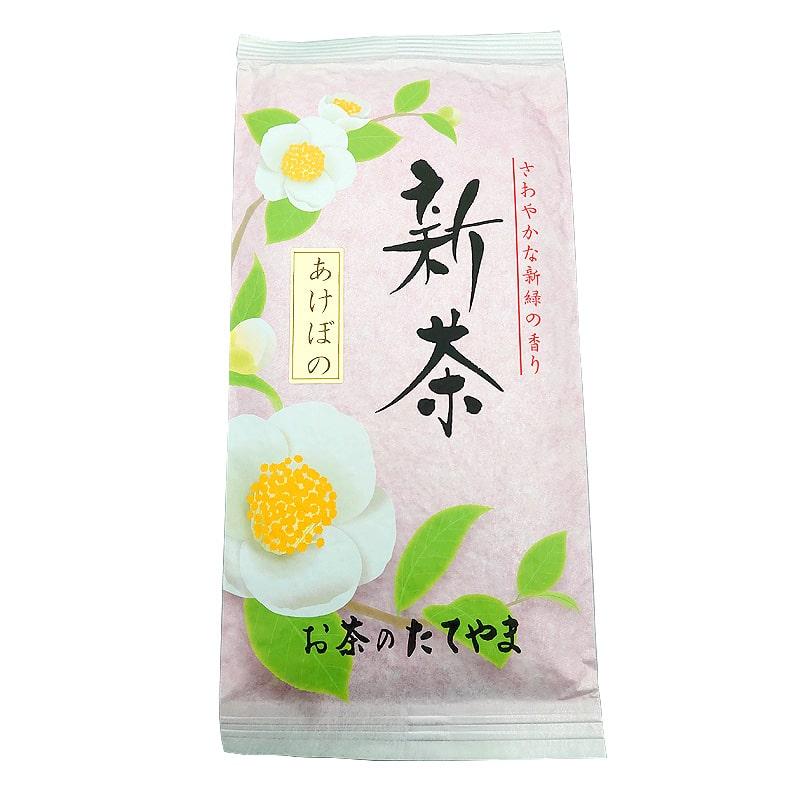 新茶あけぼの 100g
