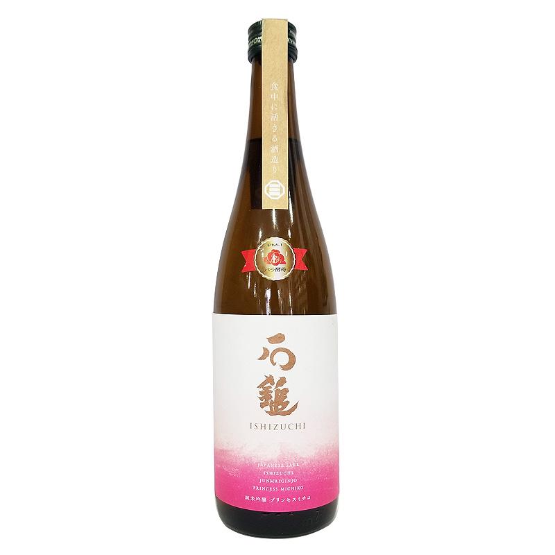 石鎚酒造 石鎚 純米吟醸 プリンセスミチコ 720ml