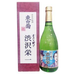 藤橋藤三郎商店 特別純米酒 青天を衝け 720ml