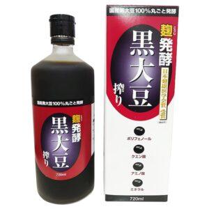 堤酒造 麹発酵黒大豆搾り 720ml