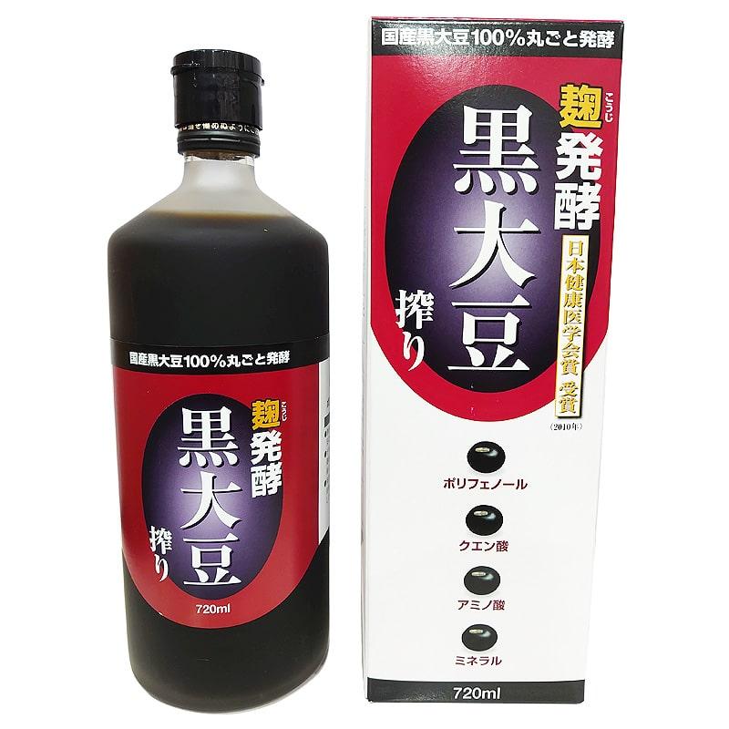 堤酒造 発酵黒大豆搾り 720ml
