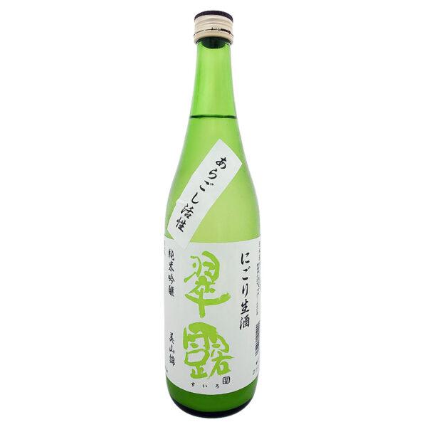 舞姫 翠露 純米吟醸 美山あらごし活性にごり生原酒 720ml