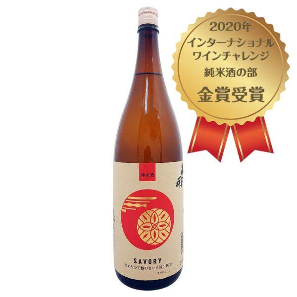 あさ開 蔵埠頭COLOR 純米酒 1800ml