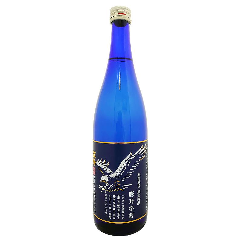 金升酒造 氷温熟成 純米吟醸 鷹乃学習 720ml