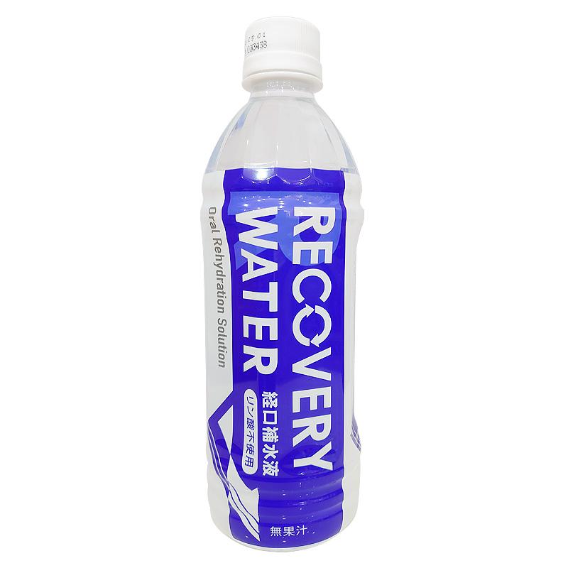 経口補水液 RECOVERY WATER(500ml✕24本セット)