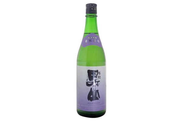 根知男山 55% 純米吟醸