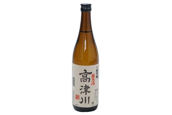 扶桑鶴 純米酒 高津川