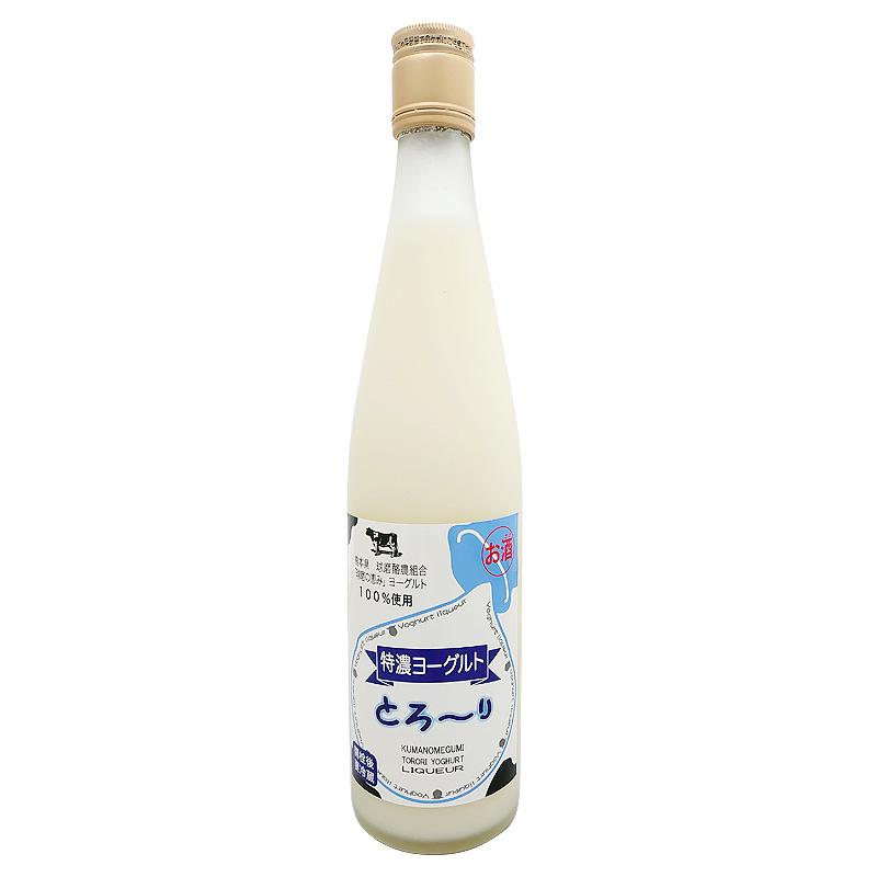 常楽酒造 ヨーグルトリキュール「とろ~り」500ml(熊本県)
