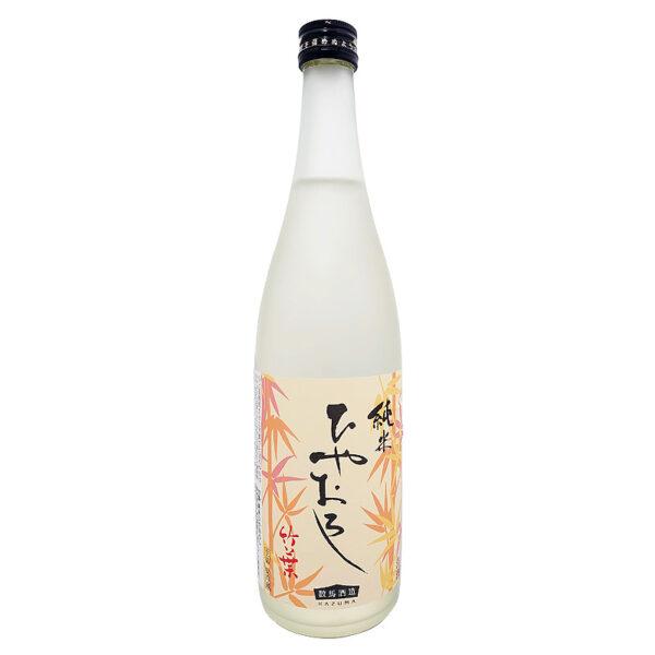 数馬酒造 竹葉 純米ひやおろし 720ml